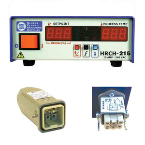 Hot Runner Controller - Stand Alone Single Zone Hot Runner Controller 15A