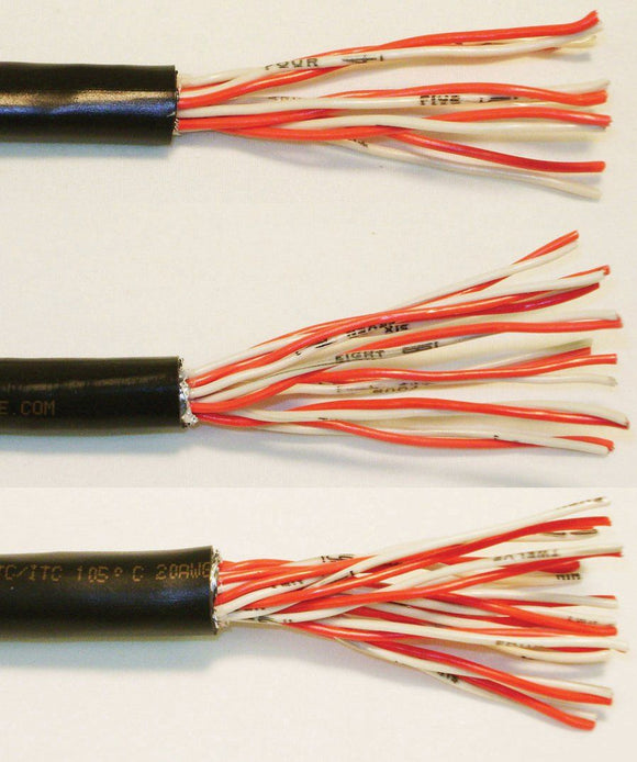 Hot Runner Power Cable - Thermocouple Cable For Hot Runner Systems