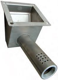Material Suction Box - Material Suction Box