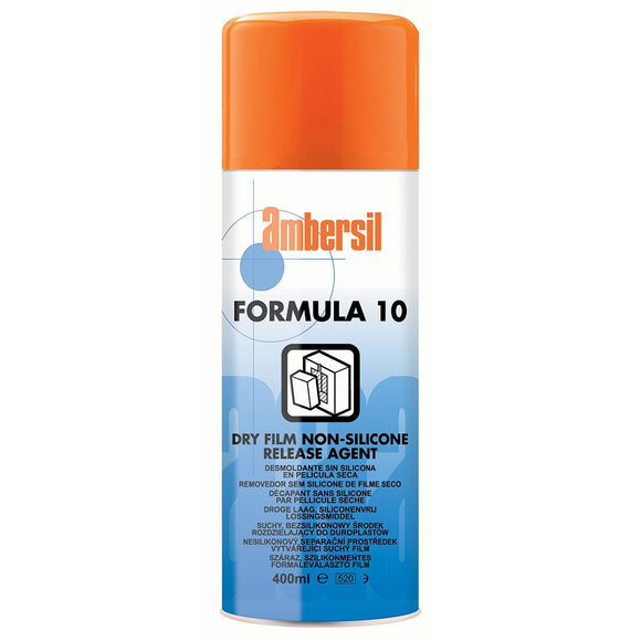 Mould_Sprays_and_lubricants - Formula 10 Dry Film Non-silicone Mould Release Agent.
