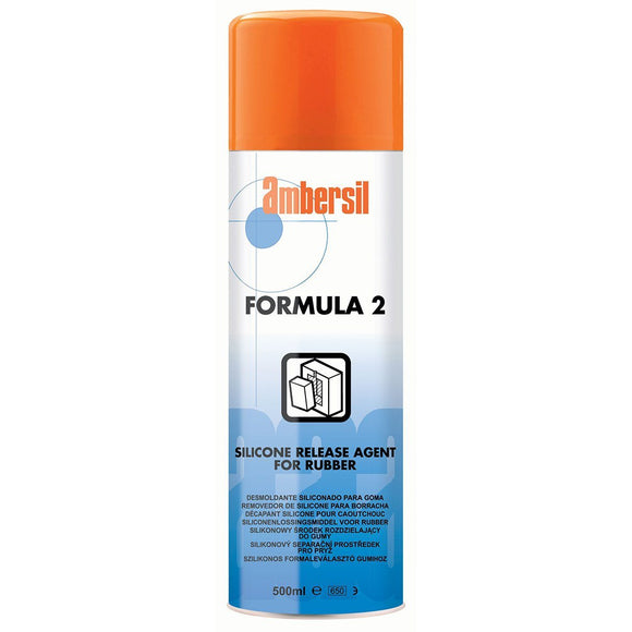 Mould_Sprays_and_lubricants - Formula 2 Medium-duty Silicone
