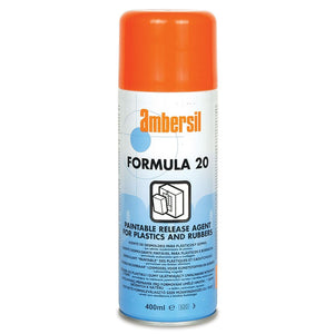 Mould_Sprays_and_lubricants - Formula 20 Paintable