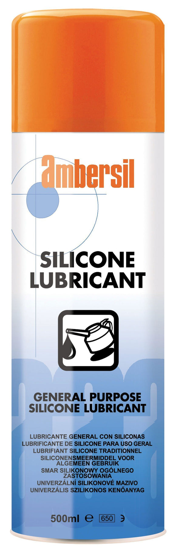 Mould_Sprays_and_lubricants - General Purpose Silicone Lubricant Spray And Release Agent