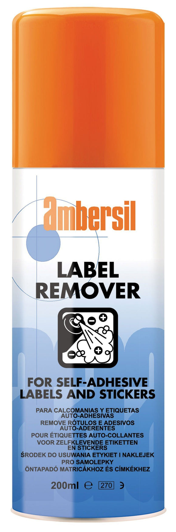 Mould_Sprays_and_lubricants - Label Remover Spray