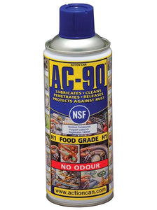 Mould_Sprays_and_lubricants - SILICONE FREE AC-90 H1 Food Grade Lubricant