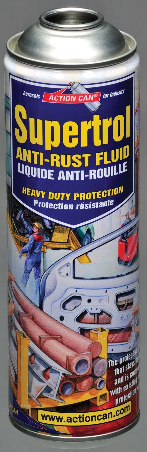 Mould_Sprays_and_lubricants - Supertrol 001 Anti Rust FluidClear Film Corrosion Protection