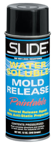 Mould_Sprays_and_lubricants - WATER SOLUBLE Non-Silicone Paintable