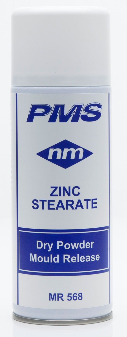 Mould_Sprays_and_lubricants - Zinc Stearate, Reliable Dry Powder Release Creates Visible Zinc Stearate Layer