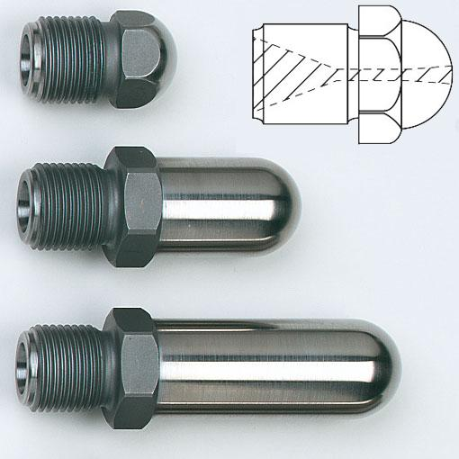 Nozzle Tip - Nylon Type Removable Nozzle Tip