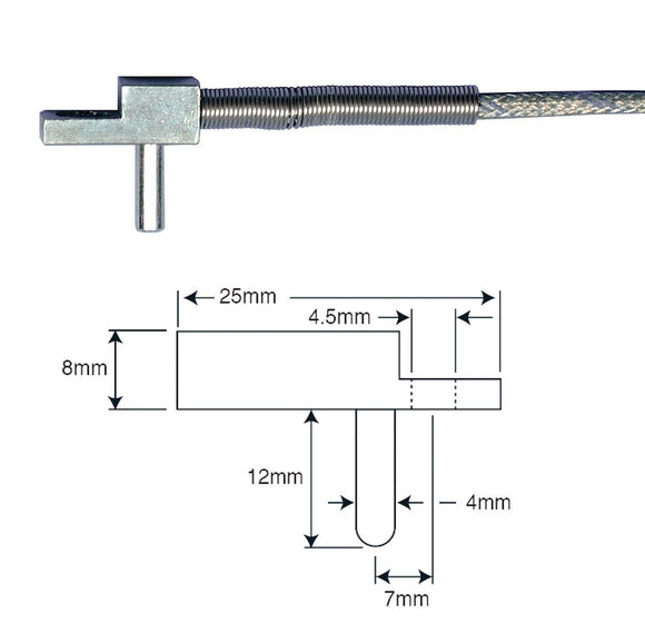 OEM Type Thermocouple - Pin Type Thermocouple