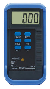 Pyrometer - Digital Thermometer