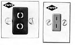 Thermocouple Accessories - Panel Mounted Sockets