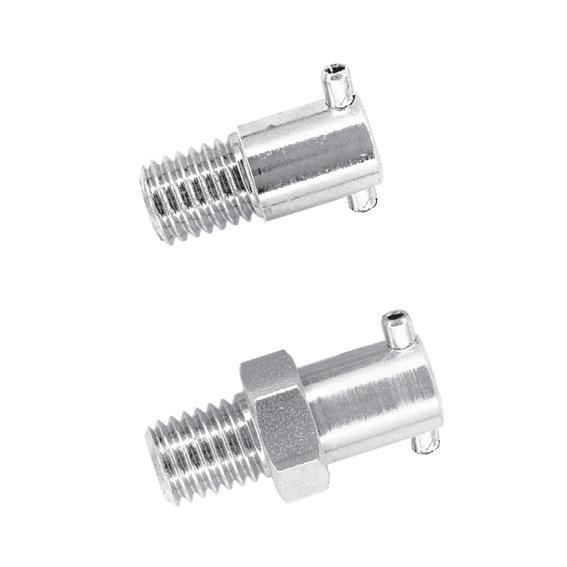 Thermocouple Adaptors - Thermocouple Adaptors- With Hex