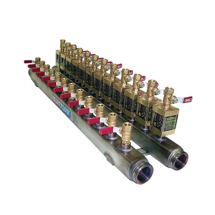 Water Manifold Stainless Steel Stacked Pms Store B2b