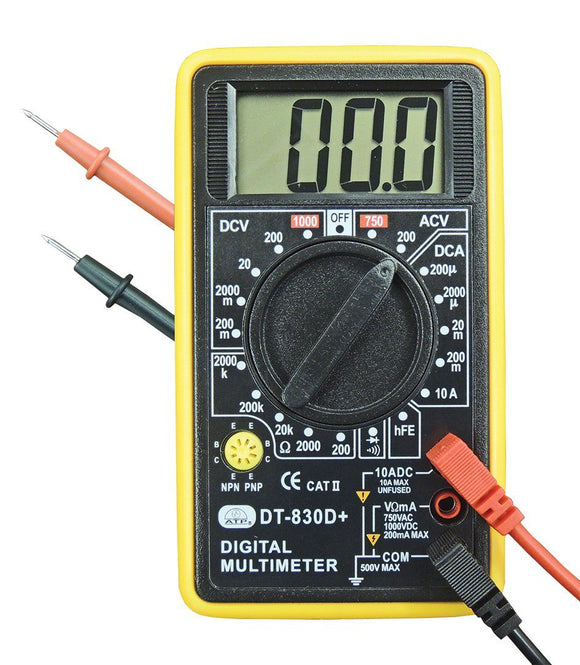 Workshop Supplies - Multimeter