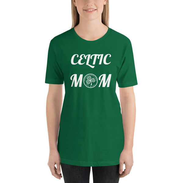 Celtic Mom Short-Sleeve Unisex T-Shirt