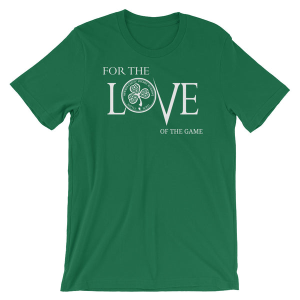 Celtic Love of the Game Short-Sleeve Unisex T-Shirt