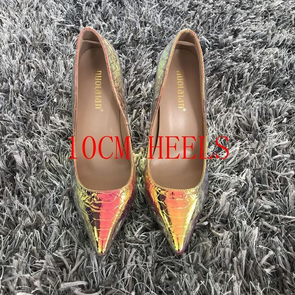 sexy pointed toe high heels pumps women shoes - Thj Fashion Boutique
