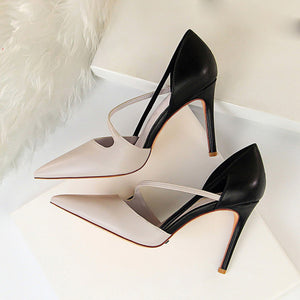 2019 Women  9.5cm High Heels - Thj Fashion Boutique