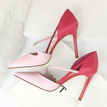 Load image into Gallery viewer, 2019 Women  9.5cm High Heels - Thj Fashion Boutique