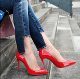 Red bottom high heels high quality