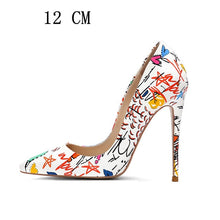 Load image into Gallery viewer, Pointed Toe  Stiletto  Pumps - Thj Fashion Boutique
