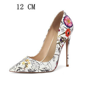 Pointed Toe  Stiletto  Pumps - Thj Fashion Boutique