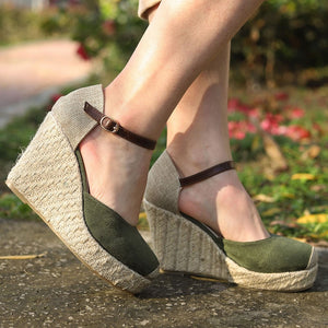 High Heel Platform Sandals - Thj Fashion Boutique