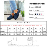 Women Crystal Slip On Flat Loafers Zipper Embossed leather