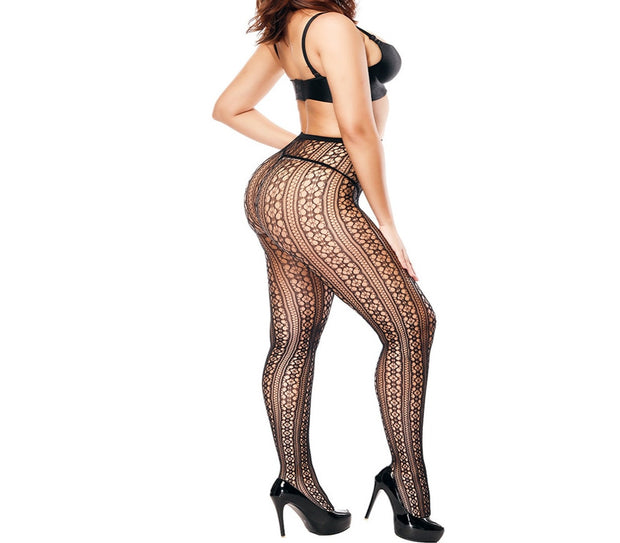 Retro Hollowing Out Fishnets  Pantyhose - Thj Fashion Boutique