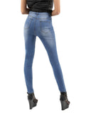 Burnley Skinny Jeans - Blue