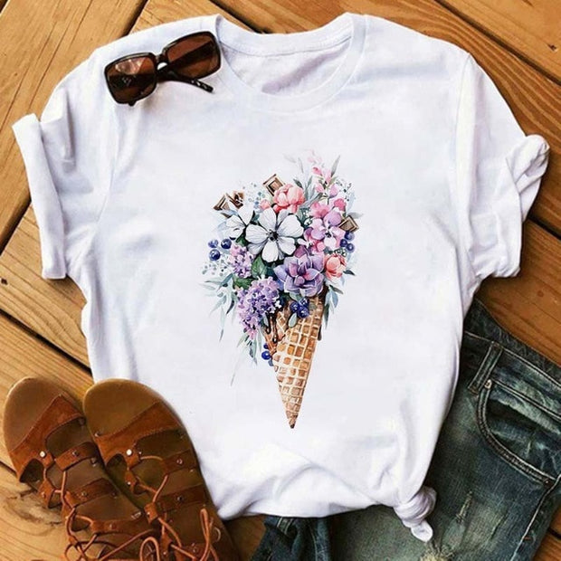 Vogue Casual T-shirts