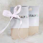 Gift Box: 2 x Italian Fishnet Tights