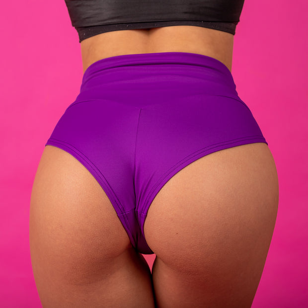 The Perfect Twerk Shorts™ BOUNCY PURPLE