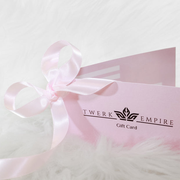 Twerk Empire Traditional Gift Card