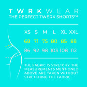 The Perfect Twerk Shorts™ JUICY YELLOW