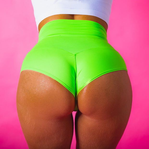 The Perfect Twerk Shorts™ QUEEN GREEN