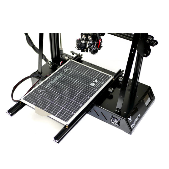 Proforge 2S Aluminium Heated Bed
