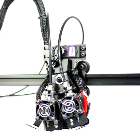 Dual Switching Extruder Upgrade (Non-Proforge)