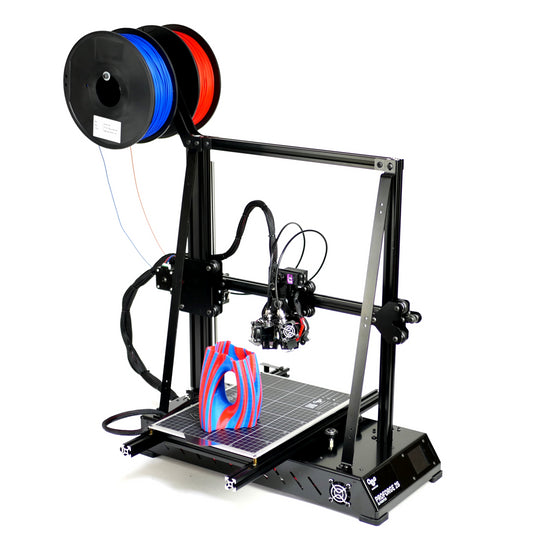 Dual Switching Extruder Upgrade