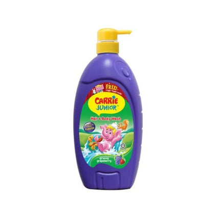 CARRIE JUNIOR HAIR & BODY WASH GROOVY GRAPEBERRY 700ML
