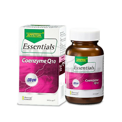 APPETON ESSENTIALS COENZYME Q10 30'S