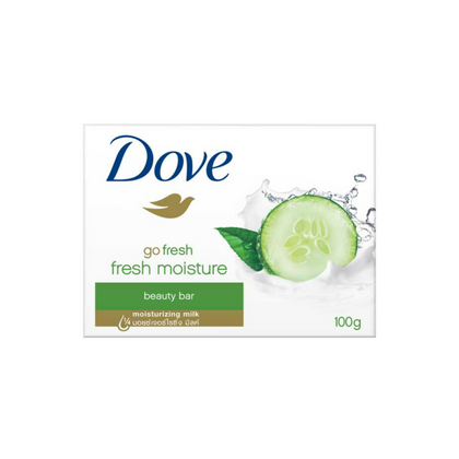 DOVE BAR FRESH MOISTURE SEA 100G