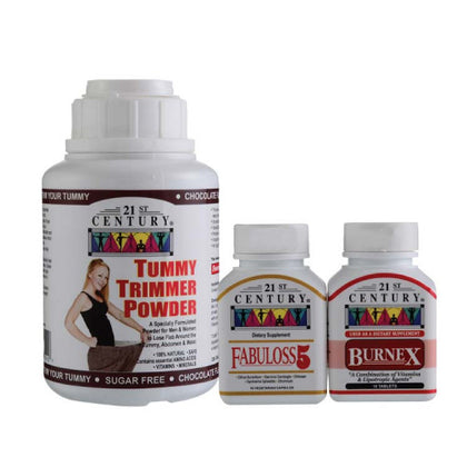 21ST CENTURY TUMMY TRIMMER POWDER 250G