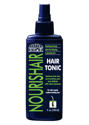 21ST CENTURY NOURISHAIR TONIC 120ML