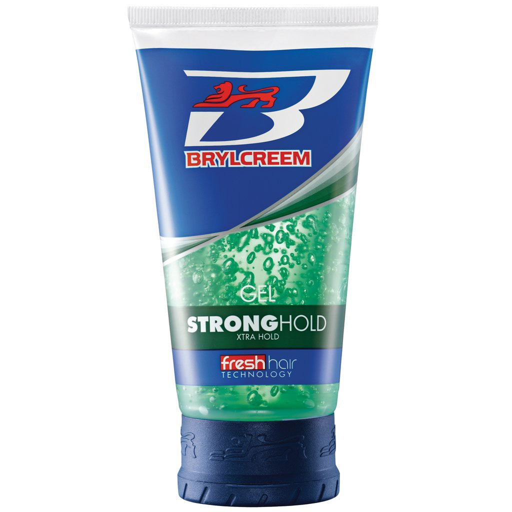 BRYLCREEM STRONG HOLD GEL 60ML