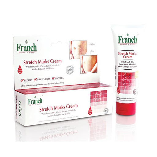 FRANCH STRETCH MARK CREAM 125G