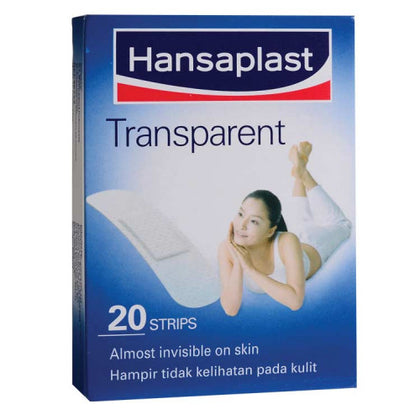 HANSAPLAST TRANSPARENT 20'S