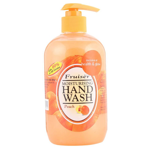 FRUISER HAND WASH PEACH 500ML