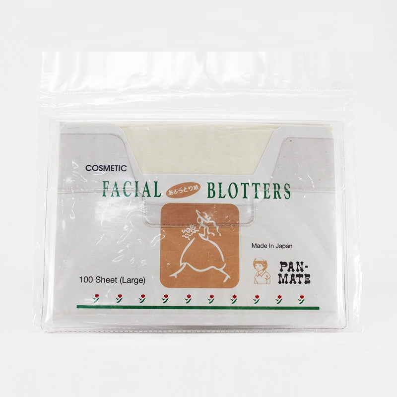 PM FACIAL BLOTTER 100'S (LARGE)